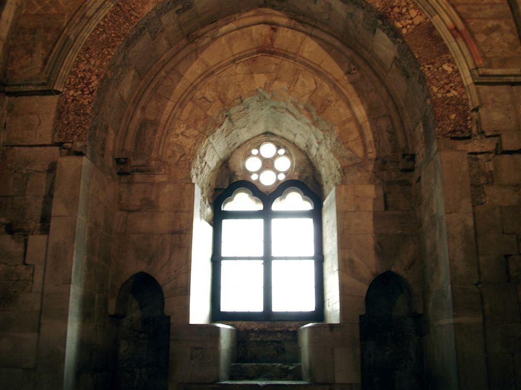 Andria castel del monte for Piano del telaio della finestra