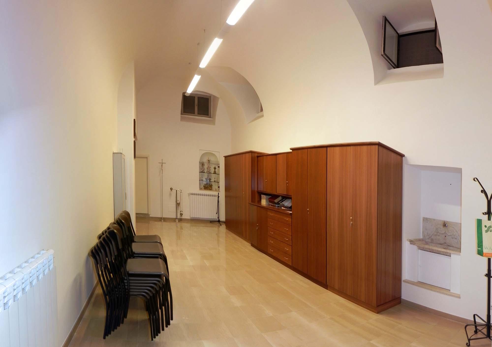 Di Tommaso Arredamenti Ostia andria: chiesa s.michele arc. e s.giuseppe
